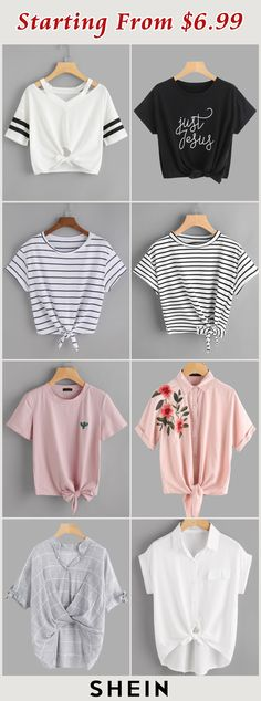 Girls Fashion Clothes, Teen Fashion Outfits, Outfits For Teens, Girl Fashion, Cute Comfy Outfits, Pretty Outfits, Stylish Outfits, Cool Outfits, Crop Top Outfits