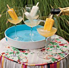 Madrinhas de casamento: Ideias para chá (ou festa) tema lual!