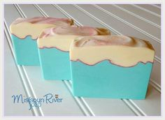 Summer vacation soap by Missouri River Soap - beautiful