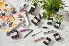 Naturalny makijaż mineralny Lorigine Minerals w brzoskwiniowych kolorach | Innooka