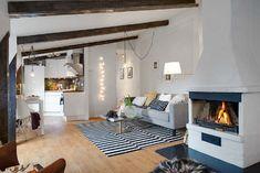 Scandinavian Cute small Studio apartment  3