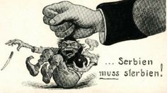 """A month after the Sarajevo Assassination Austro-Hungarian Monarchy gave the Serbian Government an ultimatum which the British Foreign Secretary Sir Edward Grey characterized as """"the most difficult one ever given to one country by another"""". The most disputed demand of the Monarchy, the demand number 6. Read what the Monarchy demanded by the Kingdom of Serbia! #WWI #WorldWarOne #Serbia http://www.serbia.com/the-most-difficult-ultimatum-ever-given-to-a-country/"""
