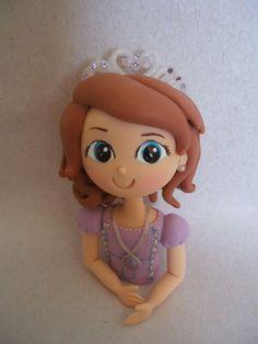 Princesa Sofia busto