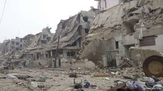 The city of Homs has seen some of the worst fighting in Syria. More than a third of the estimated 60,000 deaths in the 23-month conflict have happened here.