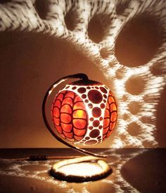 Image detail for -Modern Exotic Table Lamps Calabarte Gourd Lamp Modern Exotic Table ...