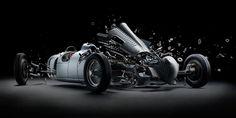 Exploderende auto's als kunst: Desintegrating II | Autovisie.nl