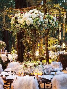 125 Best Enchanted Forest Woodland Wedding Ideas Images On Pinterest