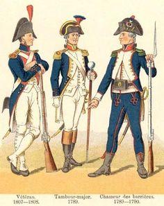 la tactique militaire française sous la révolution