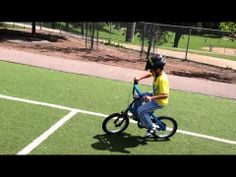 ▶ Danilo's first bike ride - YouTube