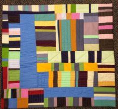 Improv quilt