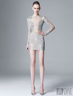 Zuhair Murad Pre-Fall 2014 - Ready-to-Wear -