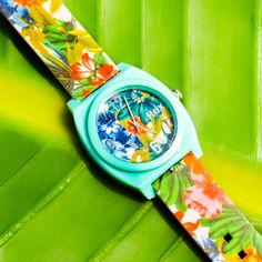 Tropical Watch | Flex Watches | Flex Watches