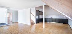 Neuwertige 4.5 Maisonette-Dachwohnung in Diegten zu vermieten.