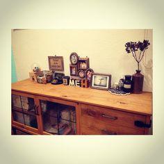 Instagram photo by @oluolulino (lino) | Iconosquare部屋ですきな空間。 * TRUCK FURNITUREのサイドボードがお気に入り♡ * #TRUCKFURNITURE #トラックファニチャー#インテリア #ナチュラルインテリア#インテリア雑貨#interior#雑貨