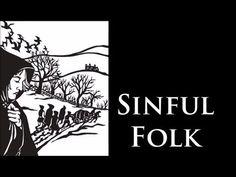 2014 - Updated Book Trailer - SINFUL FOLK