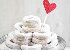 Make a Tower of Wedding Doughnuts on Etsy