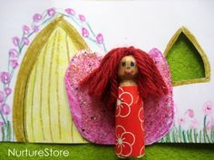 Fantastic fairy crafts and activities | BabyCentre Blog