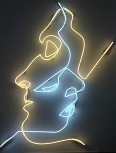 Lover Kiss Artwork Neon Sign Light Beer Bar Pub Home Bedroom Wall Poster Gift Neon Light Art, Neon Light Signs, Objet Deco Design, Neon Sign Bedroom, Neon Lights Bedroom, Neon Licht, Art Et Design, Neon Quotes, Neon Words