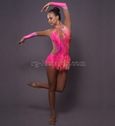 "☝ Must have Unbelievably beautiful and chic ""Angelique"" leotard is full of fascination and charm. You will look like a queen during your performance! You will be the brightest and the most majestic..."