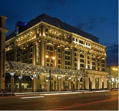 The Ritz-Carlton Moscow (Moscow, Russia)