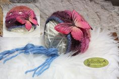 SALE It's a Bonnie Bonnet that can be used as Beanie by BelleeBees, $22.00
