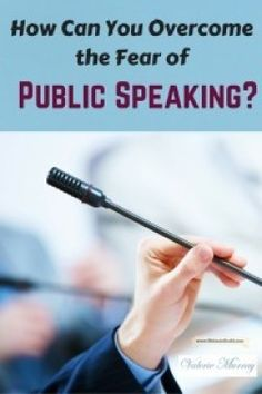 Public speaking. Just hearing those words causes many people to fear. Learn practical tips to overcome from author and public speaker, Melanie Redd.
