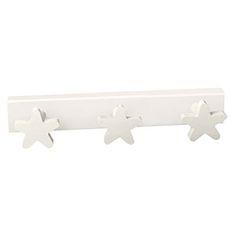 perchaestrellas blanca madera lacada perchero colgador tienda venta directa online descuento rebaja n411