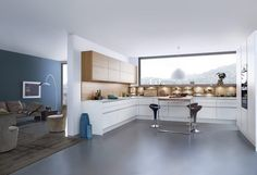 Modern style › Kitchen › Kitchen | LEICHT – Modern kitchen design for contemporary living