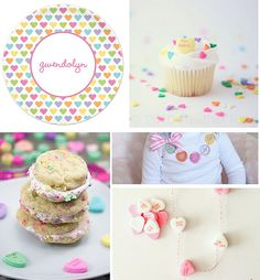 Candy Heart Party by finestationery.com's blog, The Finer Things, via Flickr