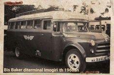 Bis Baker di terminal Imogiri th widodo Dutch East Indies, Old Things, Lost, Vehicles, Car, Automobile, Vehicle, Cars