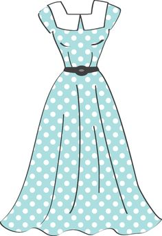 1956 dress i think i m in love with rh pinterest com dress clipart images black and white dress clipart panda