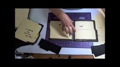 Making a File Folder Book Part 1