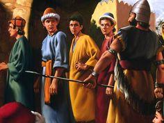 ME ABURRE LA RELIGIÓN: DANIEL EL CAUTIVO. HISTORIAS DE LA BIBLIA PARA NIÑOS