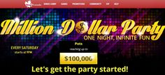 Million-Dollar Party bingo at Bingo Canada ⋆ Nabble casino bingo Bingo Canada, Play Bingo Online, Got Party, Get The Party Started, Casino Bonus, First Night, Competition, Coding
