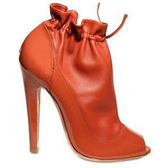 Bally Leather and Patent Ankle Boots, Spring Summer 2010 Heeled Boots, Bootie Boots, Ankle Boots, Red Shoes, Me Too Shoes, Low Boots, Sexy Boots, Kinds Of Shoes, Shoe Closet