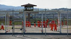 Prison System in Orange is the new black