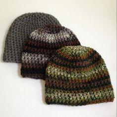 One Hour Beanie Crochet Pattern | Craftsy