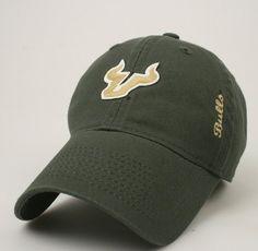 #USF Bulls Legacy Adjustable Hat