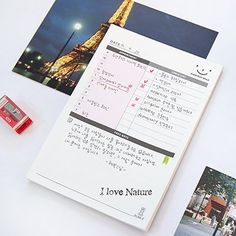 Plan with Me Daily Planner