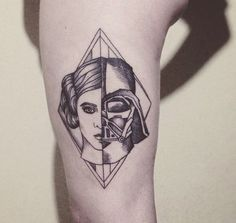 star wars darth vader tattoo-29