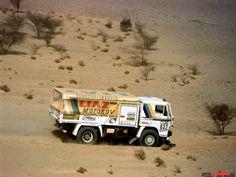 Liaz na Dakaru: Galerie českých speciálů Rally Raid, Cars And Motorcycles, Trucks, Bruce Lee, Wheels, Paris, Classic, Vintage, Cars