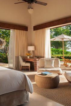 Mukul Beach Golf and Spa - Rivas, Nicaragua - The 12 ocean-facing beach villas…