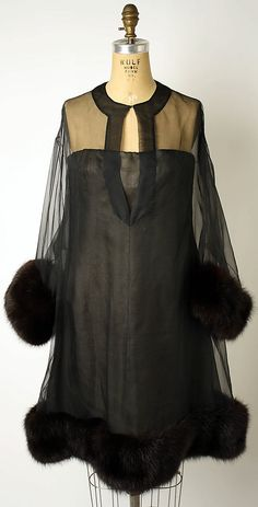 Evening dress  House of Dior  (French, founded 1947)