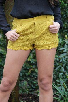 Like A Lady Shorts!