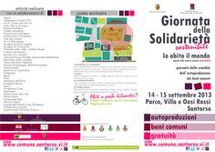 editing grafico Comune di Santorso