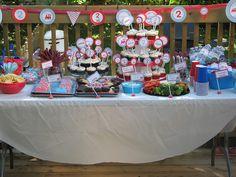 Customer Photos: Train Birthday Party | Nickwilljack