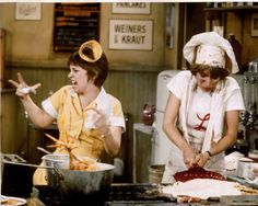 Laverne and Shirley 1976 - 1983,  Laverne DeFazio - Penny Marshall,  Shirley Feeney - Cindy Williams