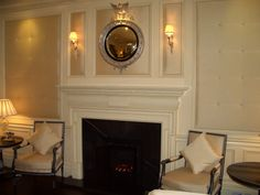 CLIVE CHRISTIAN OF NOTTINGHAM: Clive Christian Luxury Fireplaces