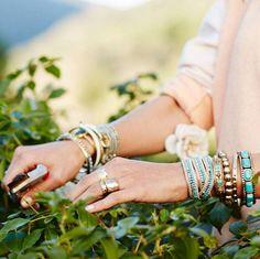 Extra bracelets are a good idea. Always.
