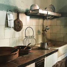 Cuinar a casa a principis del segle XX